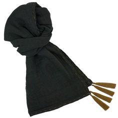 Achetez sur internet notre echarpe - gris anthracite
