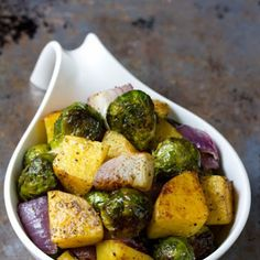Recipe: Oven Roasted Vegetables 2