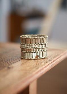 Bracelet Simone - Lookbook Automne Hiver - www.sezane.com  #sezane #bracelet #manchette #simone #lookbook