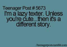 Hahahaha I wish this wasn't so true