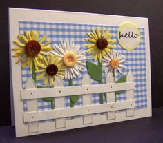 *SC379 Sunshine Hello by hobbydujour - Cards and Paper Crafts at Splitcoaststampers