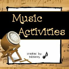 Create Your Own Musical Instrument Activity from TpT!  Common Core Aligned!    Write informative/explanatory texts to examine a topic and convey ideas and information clearly.  Students love this activity! Works well with any music, rhythm, or instrumental unit. Also great for substitute teachers to use or for Fun Fridays!    http://www.teacherspayteachers.com/Product/Music-Activities-1141200