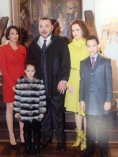 Famille Royale du Maroc