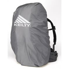 Kelty Rain Cover Large Charcoal 42016004 727880011628