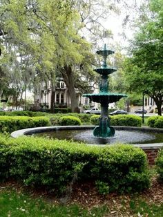So there are travel destinations and then there are travel destinations. One of my favorites . . . Savannah, Georgia. - Mark