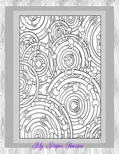 Adult Coloring Pages   Printable coloring page  Doodle