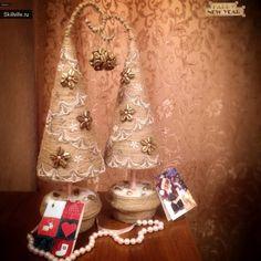 Моя новогодняя фантазия) / Новогодние поделки / SkillVille