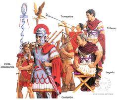 Las Legiones Imperiales - anteojos y antinarices