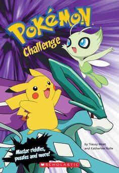 Pokemon Challenge by West, Tracey, Nolls, Katherine