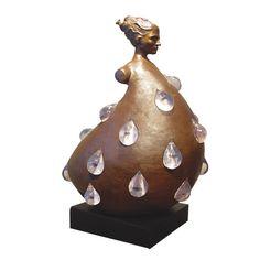 Maria Dolores Castellanos sculpture