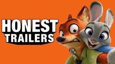 Honest Trailers - Zootopia