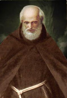 Santos, Beatos, Veneráveis e Servos de Deus: SANTO INÁCIO DE SANTHIÁ, Presbítero Capuchinho.