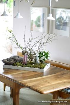 A Swiss Garden: From Bruno, Agathe and other bunny . - Lisa Smith - Welcome to the World of Decor!
