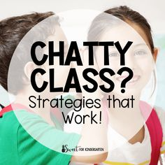 Chatty Class Strategies to Try | Sweet for Kindergarten Reading Centers, Math Centers, Talkative Students, Quiet Critters, Turn And Talk, Give Directions, Talk Too Much, Book Suggestions, Writing Lessons