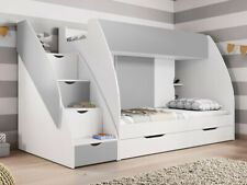 Hochbett Martin Modern Kinderzimmer Etagenbett Doppel Stockbett