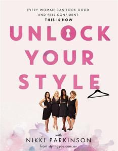 Nikki Parkinson, author of Unlock Your Style, answers Ten Terrifying Questions #stylingyou