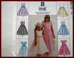 Jr Girls Bridesmaid Dresses