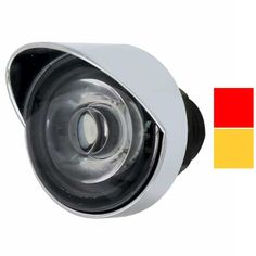 1 Dual Function LED Light with Visor