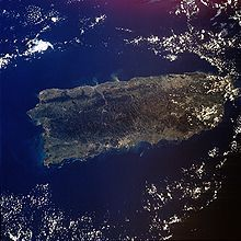 Puerto Rico  Native name: Borinquen  Nickname: Isle of Enchantment  Isla del Encanto