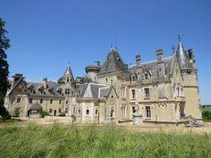 Poitou Charentes (16) Propriété Château XIX° d'esprit Viollet le Duc