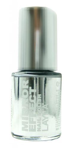 Layla 01 Metal Chrome (Mirror Finish), Free Shipping at Nail Polish Canada…… WANT
