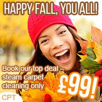 #Fall #Cleaning #Offer #London