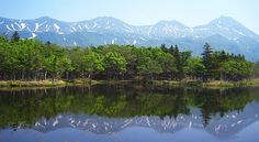 Shiretoko National Park, located on the Shiretoko Peninsula in eastern Hokkaido, is one of Japan's most beautiful and unspoiled national parks. No roads lead further than about three fourths up the peninsula, and the northern tip can only be viewed from boats or be reached on multi day trekking tours. #Japan