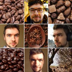 Brown haired Jacksepticeye