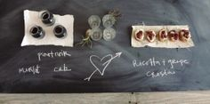 CHALKBOARD TABLE RUNNERS - a how-to for dinner parties and beyond