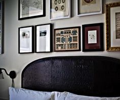 The NoMad Hotel in New York City, Remodelista- textured leather headboard
