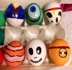 Few Disney Eggs Lol
