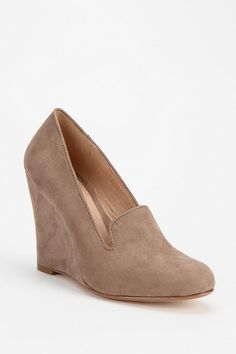 Chelsea Crew Wedge Loafer @Aubrey Gideon- you should get these for my weddding :) $59