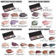 Build your own palette!! Get yours at VampYourLashes.com #younique