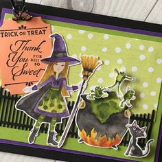 Toil & Trouble Designer Series Paper and coordinates with Cauldron Bubble stamp se Halloween 2018, Halloween Cards, Halloween Themes, Fall Halloween, Fall Cards, Holiday Cards, Christmas Flyer, Kids Cards, Stampin Up Cards
