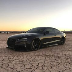 Audi A5 Murdered Out
