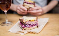 recette de Reuben sandwich par Gregory Marchand