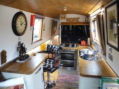 Liverpool Boats - 45' Semi Trad