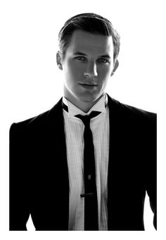 Matt Lanter. ladies please look up some more pictures of him on pinterest. you will be glad you did.