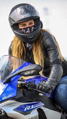 Motorad girl