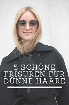 Ideal Frisuren Dünnes Haar Beste Halblange Frisuren Feines ...