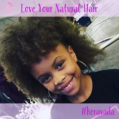 """This young lady had the dopest AFRO since the """"Off The Wall"""" Michael Jackson #keravada"""