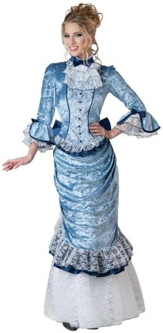 Victorian Lady Adult Costume