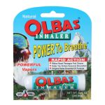 Love this natural inhaler for sinus allergies. #trynatural #gotitforfree #Olbas #socialnature