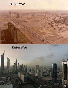 Sheikh Zayed Rd i dubajscy kierowcy – RybimOkiem.me