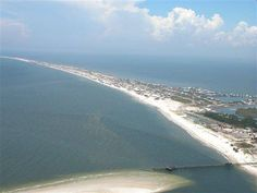 Dauphin Island. Best place I've ever stayed at!
