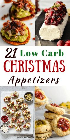 30 Keto Christmas Recipes The best low carb Christmas recipes for the feast of your dreams! Enjoy the holidays with the best Christmas food on the keto diet! From green beans to sugar cookies and eggnog, friends and families will love these keto Christmas Low Carb Appetizers, Appetizer Recipes, Appetizer Ideas, Easy Healthy Appetizers, Dessert Recipes, Make Ahead Christmas Appetizers, Dessert Bread, Health Appetizers, Holiday Party Appetizers