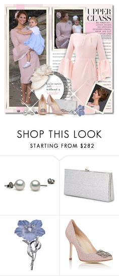 """""""Princess Madeleine of Sweden"""" by petri5 ❤ liked on Polyvore featuring Jimmy Choo and Manolo Blahnik"""