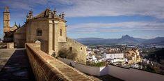 Rincones poco conocidos de #Antequera con vistas impresionantes! #ViveAntequera