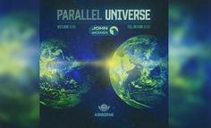 Click This Picture: Full Stream: John Macraven – Parallel Universe #EDM #Electro #Universe #World