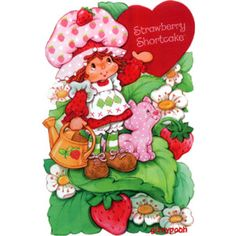 I had a Strawberry Shortcake Cookbook! rainbow brite One of my favorite Saturday Morning cartoons Used t. Strawberry Shortcake Cartoon, Cartoon Photo, 3d Cartoon, Old School Cartoons, Sarah Kay, Rainbow Brite, Holly Hobbie, Ol Days, Toot